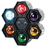 QFX 6-Color Sound-Responsive Traffic Disco Light (QFXDL66)