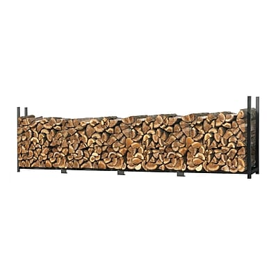 ShelterLogic Ultra Duty Log Rack; 46.8'' H