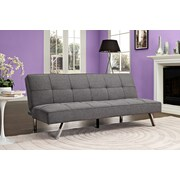 DHP Zoe Convertible Futon and Mattress