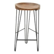 Woodland Imports 30'' Value Bar Stool