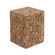 Woodland Imports Mozaik Stool