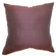 The Pillow Collection Uzma Solid Throw Pillow Cover