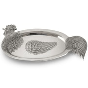 Star Home Rooster Oval Platter