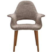 Edgemod Barclay Arm Chair; Taupe