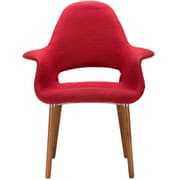 Edgemod Barclay Arm Chair; Red