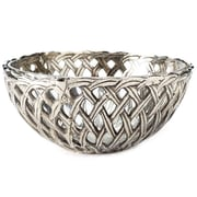 Star Home Lattice Serving Bowl