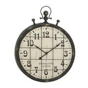 Woodland Imports Wall Clock