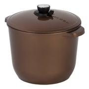 MAKER Homeware SmartSteam  12 QT Classic Cookware; Bronze