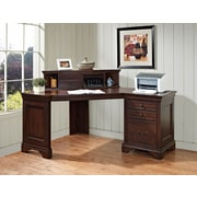 Turnkey LLC Broadway Computer Desk with Hutch