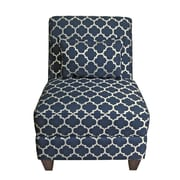 HomePop Charlotte Accent Side Chair