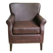 HomePop Medison Accent Arm Chair