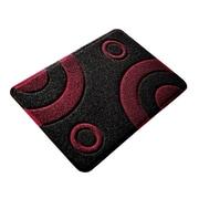 Smartcatcher Mat Bullseye Mat; Black/Marsala