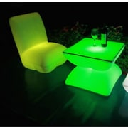 Contempo Lights Rechargeable LED Belem Table