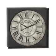 Woodland Imports Square Look Wall Clock