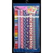 Wrap It Buddy Hanging Gift Wrap Organizer