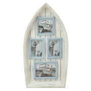 Woodland Imports Boat Wall Photo Picture Frame