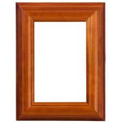 Sweet Home Collection Deluxe Solid Wood Picture Frame; Walnut