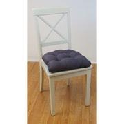 Klear Vu Omega Chair Cushion (Set of 2); Grapemist