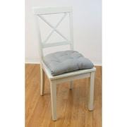 Klear Vu Omega Chair Cushion (Set of 2); Gray