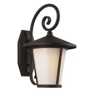 EfficientLighting 1 Light Outdoor Wall Lantern
