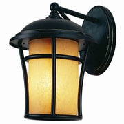 EfficientLighting 1 Light Wall Lantern