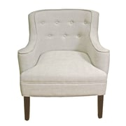 HomePop Audrey Accent Arm Chair
