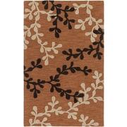 Artistic Weavers Venus Audrey Hand Tufted Rust/Brown Area Rug; 9' x 13'