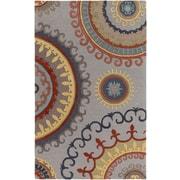 Artistic Weavers Lounge Alanna Hand Tufted Grey Area Rug; 5' x 8'