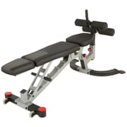 Ironman Fitness X-Class Light Commercial Utility Weight Bench with Detachable Leg Hold Down