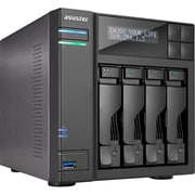 ASUStor 32TB 4 Bays NAS Server, AS6204T