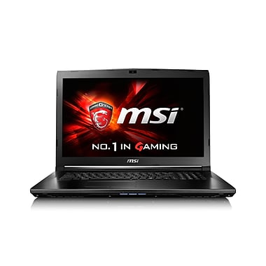 MSI Gaming Laptop (GL72 6QC-025CA), 17.3