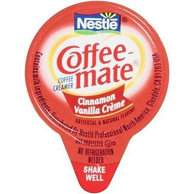 Nestlé® Coffee-mate® Liquid Coffee Creamer Singles, Cinnamon Vanilla Creme, 50/Box