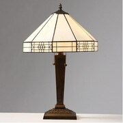 Warehouse of Tiffany Mission 21'' Table Lamp