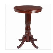 RAM Game Room Pub Table; English Tudor