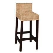 Jeffan Moderno 30'' Bar Stool with Cushion
