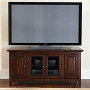 Hokku Designs Clairmont TV Stand; Cherry