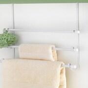Popular Bath Products 24'' Over-the-Door Towel Rack