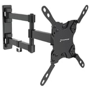 GForce Full Motion TV Wall Mount for 13''-42'' Flat Panel Screens