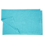 Simple Luxury Superior Bath Mat (Set of 2); Turquoise