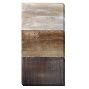 Artistic Home Gallery 'Foundation' by Heather Ross Painting Print on Wrapped Canvas