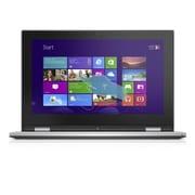 "Refurbished Dell 11-3157 11.6"" IPS Intel Celeron N3050 32GB 2GB Microsoft Windows 10 Home Laptop Silver"