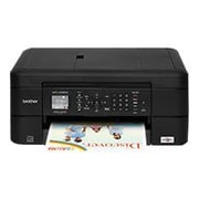 Brother ® Work Smart ™ MFC-J460DW Color Inkjet All-in-One Printer, New