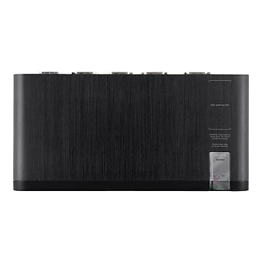 Belkin ™ F1DN104B 4-Port Advanced Secure DVI-I KVM Switch