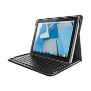 "HP ® K4U66UT#ABA Bluetooth Keyboard Case for 12"" Pro Slate Tablet, Black"