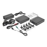 Tripp Lite BHDBT-K-PI HDMI Over Cat5e/6/6a Extender Kit with Power Control, Black