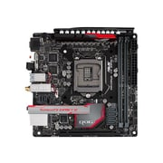 ASUS ® 32GB DDR4 SDRAM Mini ITX Desktop Motherboard, Socket H4 LGA-1151 (MAXIMUS VIII IMPACT)