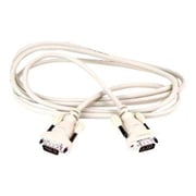 Belkin F2N028-10 10' VGA Monitor Replacement Cable, White