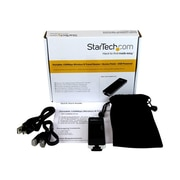 StarTech AP150WN1X1U Portable Wireless N WiFi Travel Router/Access Point, 150Mbps, 1 Port