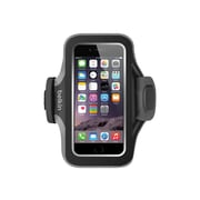 Belkin Slim-Fit Plus Armband Carrying Case for iPhone 6/6s, Blacktop (F8W499-C00)