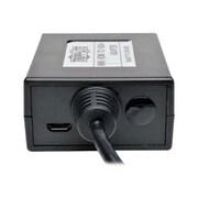 "Tripp Lite P131-06N-MINI 6""L Mini HDMI to VGA Converter Adapter, Black"